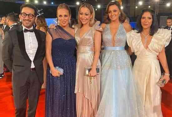 فساتين النجمات في مهرجان القاهرة السينمائي 2019