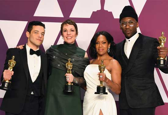 قائمة الفائزين بجوائز الأوسكار لعام 2019