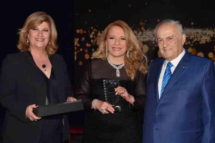 ليلى الصلح أول امرأة لبنانية تحصل على لقب وزيرة