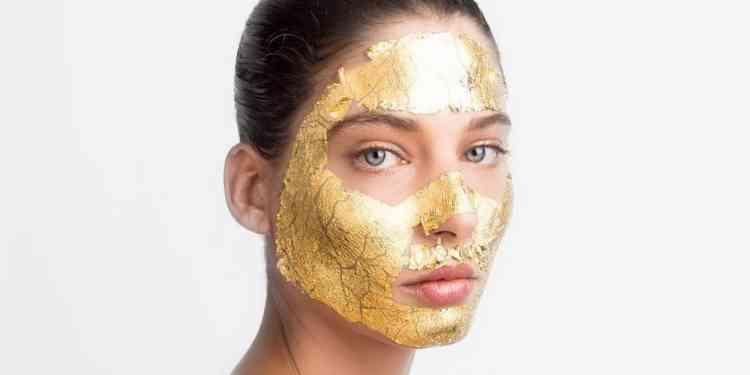 ماسك الذهب ما الذي يمكن أن يفعله لبشرتك
