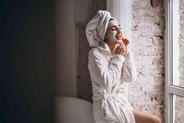 ماسك لتنظيف البشرة لتحصلي على بشرة نظيفة ومشرقة