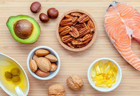 ما هى الدهون الصحية التي يحتاجها الجسم