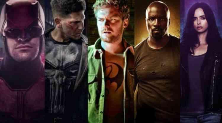 مسلسلات مارفل... مغامرات عالم الأبطال الخارقين