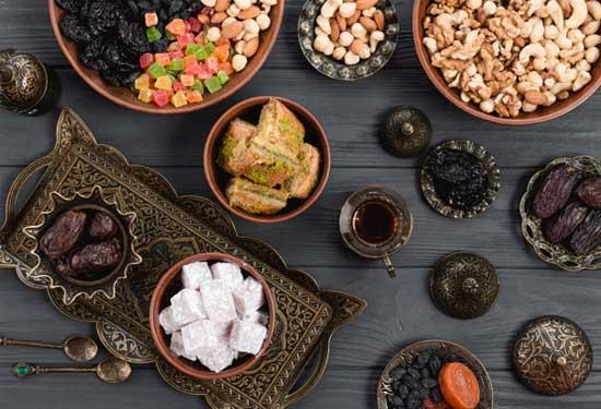 منيو أول يوم رمضان لإفطار شهي وسحور مختلف
