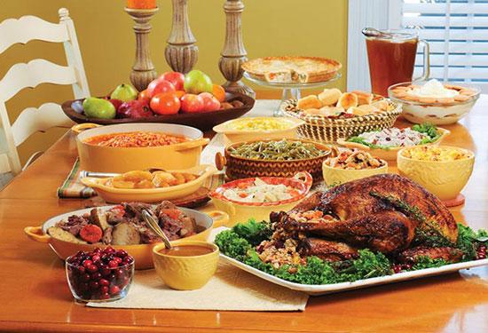منيو اليوم الخامس والعشرين من رمضان بوصفات من المطاعم