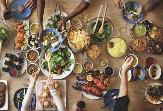 منيو رابع يوم رمضان لإفطار وسحور شهي ولذيذ