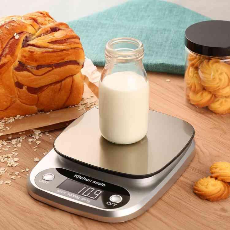 ميزان طعام يسهل عليكِ ضبط كميات الوجبات