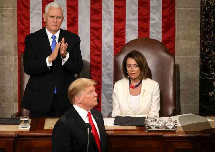 نانسي بيلوسي: ترامب يمثل تهديدًا لأمن أمريكا
