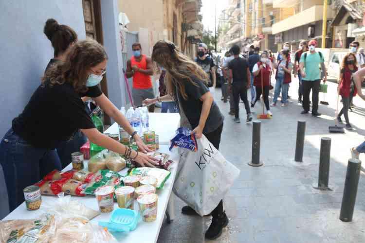 نشرة الأمم المتحدة للمرأة: دعم متضررات تفجير بيروت