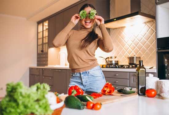 نصائح للطبخ الصحي للمحافظة على وزنك وصحتك