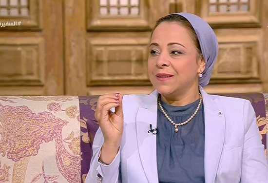 نهاد أبو القمصان صاحبة المشوار النضالي مع حقوق المرأة