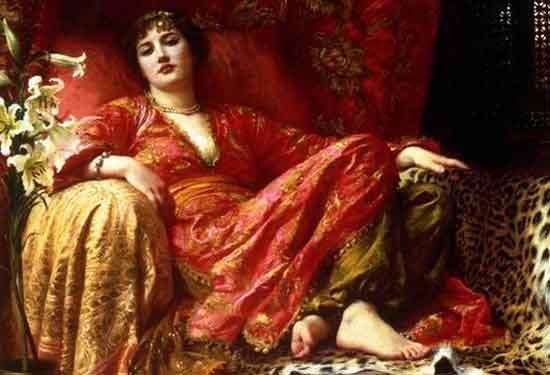 ولادة بنت المستكفي شاعرة الأندلس وحبيبة ابن زيدون