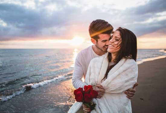 10 علامات تدل على وقوع رجل برج الثور في الحب
