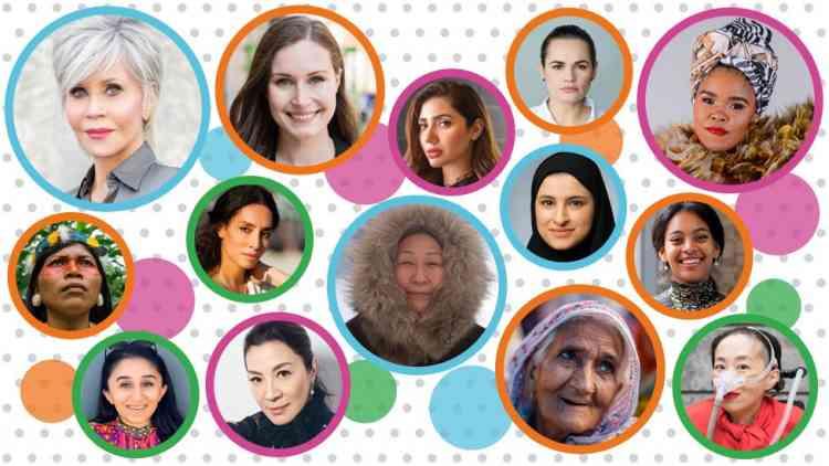 12 عربية ضمن قائمة 100 امرأة لبي بي سي في 2020