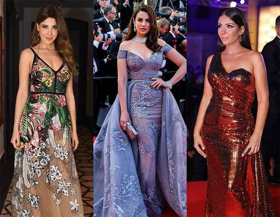 أجمل فساتين 2018 التي ارتدتها النجمات