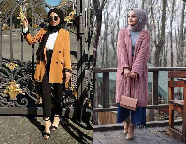 أزياء محجبات تركية لتستوحي منها ستايل حجابك