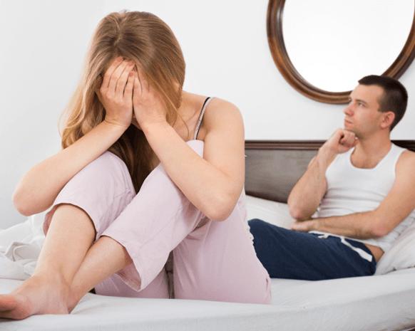 أسباب الألم أثناء العلاقة الزوجية