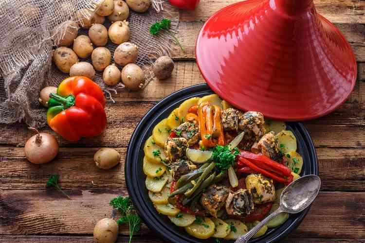 أشهر الأكلات المغربية لسفرة شهية ولذيذة