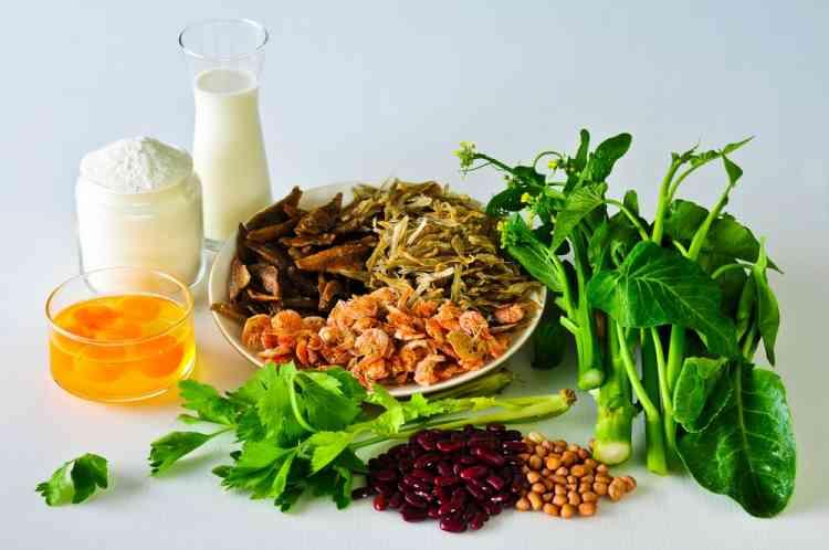 أطعمة غنية بالكالسيوم غير الحليب ادخليها في وجباتك