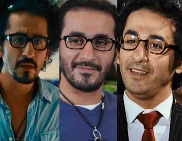 """أفضل أفلام أحمد حلمي """"برنس"""" الكوميديا المجتهد"""