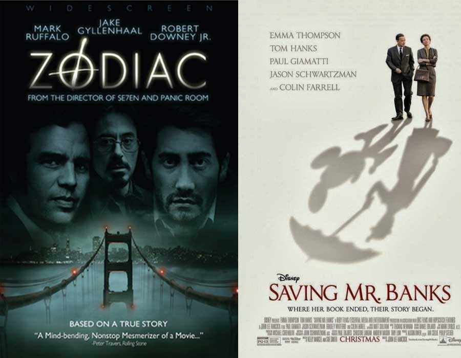 أفضل الأفلام المبنية على قصص حقيقية