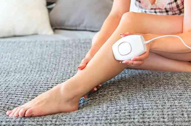 أفضل جهاز ليزر منزلي لإزالة الشعر بفعالية احكي