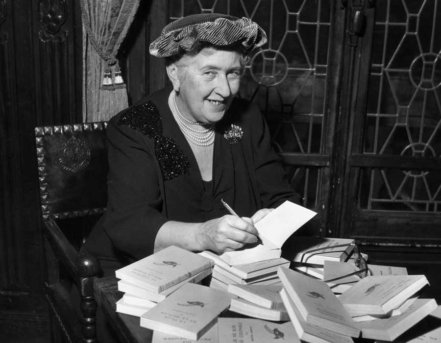 أفضل روايات أجاثا كريستي ملكة الجريمة والغموض