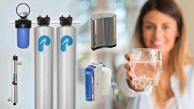 أفضل فلتر مياه 7 مراحل لجودة ونقاء وصحة أفضل