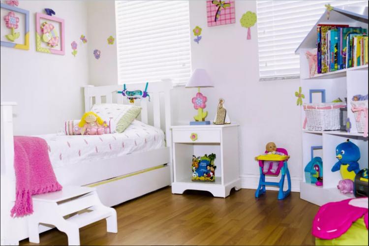 أفكار مختلفة لديكورات غرف أطفال عصرية وغير تقليدية