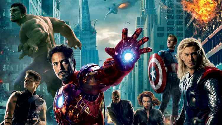 أفلام مارفل بوابتك لدخول عالم الأبطال الخارقين