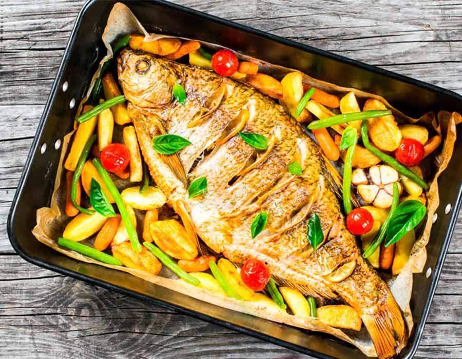 أكلات سمك دايت مغذية وصحية ولذيذة في نفس الوقت