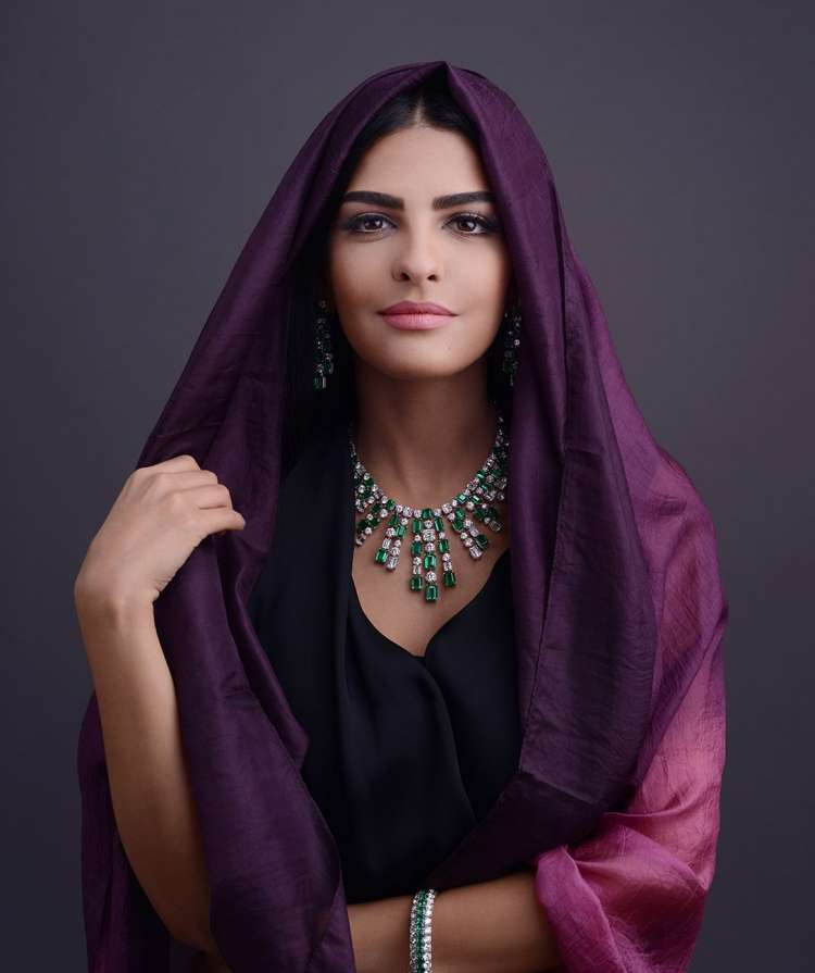 أميرة الطويل سيدة أعمال سعودية آمنت بحقوق المرأة