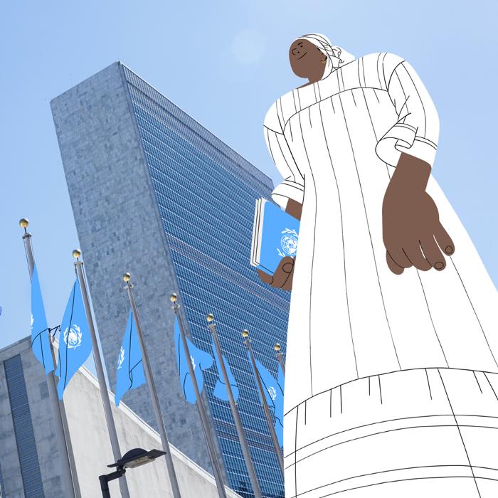 الأمم المتحدة للمرأة: نمو في السياسة يواجه نكسة