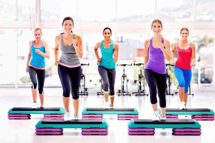 التمارين الهوائية المثالية لتحافظين على وزنك وصحتك
