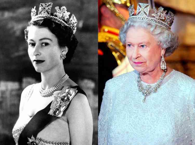 الملكة إليزابيث الثانية الأطول عمرا على عرش بريطانيا