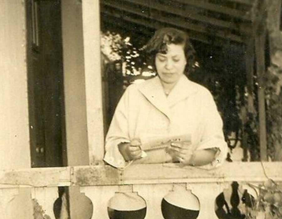 بشيرة بن مراد رائدة الحركة النسائية التونسية