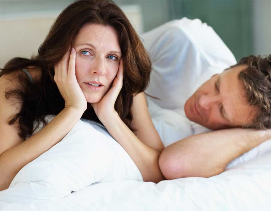 تأثير الجفاف المهبلي على العلاقة الحميمة
