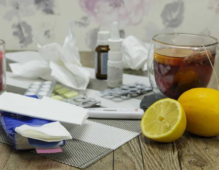 تقوية المناعة بعادات صحية ومأكولات مفيدة