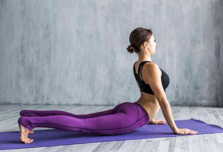 تمارين لزيادة الطول ومرونة الجسم بحركات بسيطة