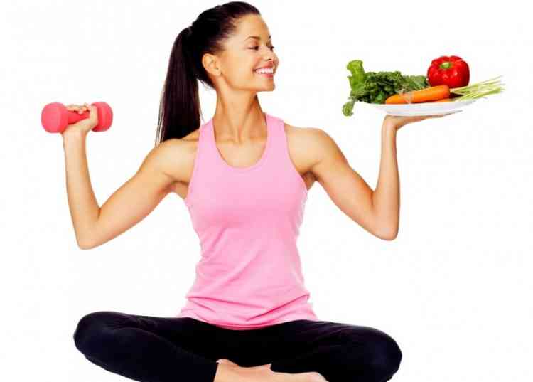 تمارين وأطعمة تساعدك في تخسيس البطن والأرداف احكي