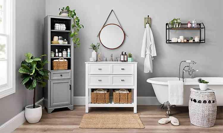 ديكورات حمامات بسيطة لمزيد من الاختلاف والتغيير