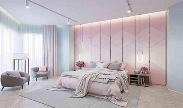 ديكورات غرف نوم  تمنحك لمسات جمالية  ساحرة