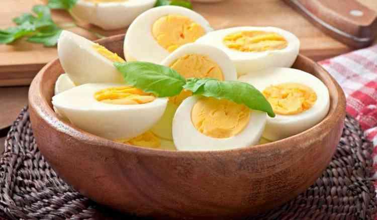 رجيم البيض لفقدان الوزن في 3 أيام