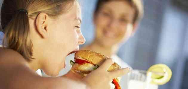 رجيم للأطفال لإنقاص الوزن دون معاناة