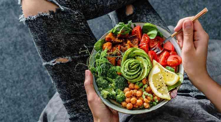 رجيم نباتي صحي لفقدان الوزن والاستمتاع بالطعام