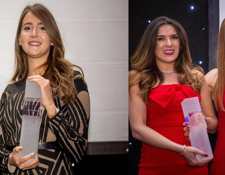 سوريتان تفوزان بأهم جوائز الهندسة في  أوروبا