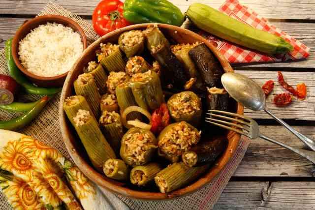 طريقة دولمة عراقية بأكثر من وصفة لسفرة شهية