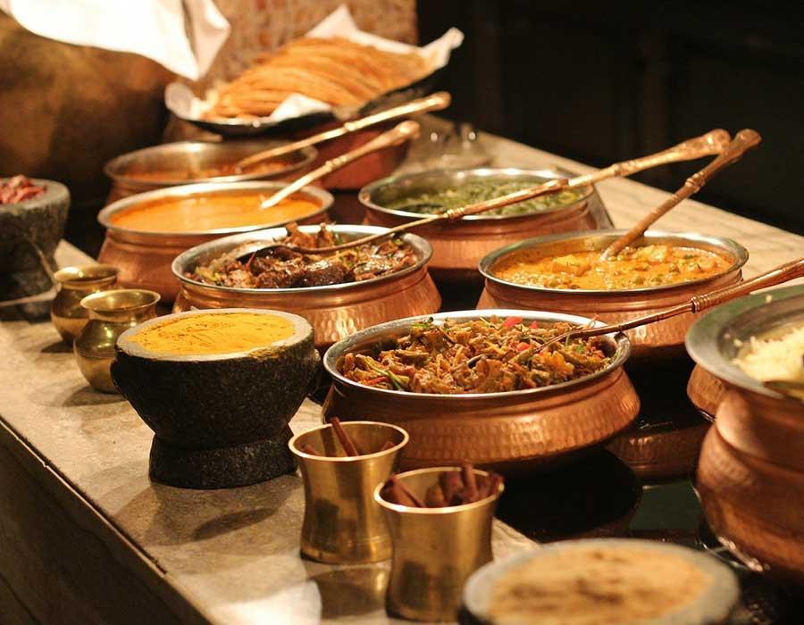 طريقة عمل أكلات هندية شهية ومختلفة