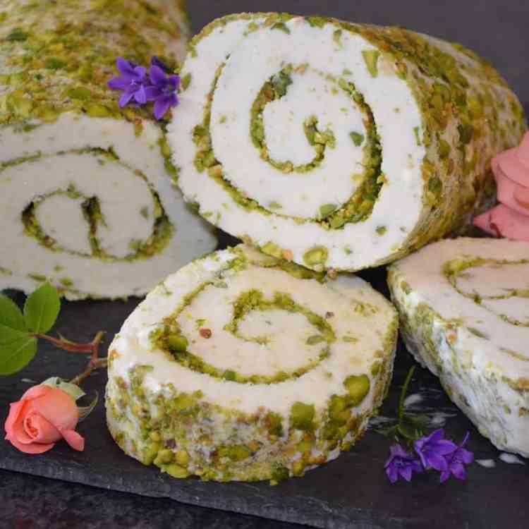 طريقة عمل البوظة الحلوى العربية اللذيذة