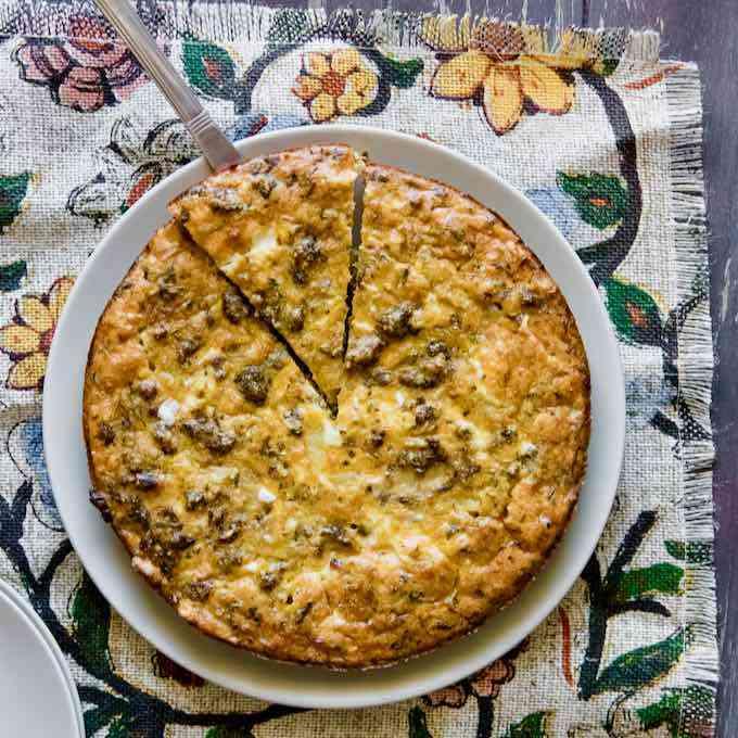 طريقة عمل الطاجين التونسي لوجبة شهية ومغذية